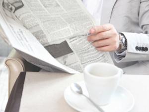 Newspapers: Devil and deep blue sea dilemmas