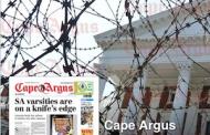 Cape Argus deactivates/reactivates Facebook page after racist #shackville comments