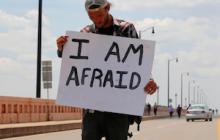 The internet destabilises, terror goes viral, fear is contagious