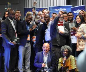 Winners of Digital Media Africa Awards 2016 honoured
