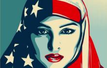 Fairey's inauguration posters may define political art in Trump era