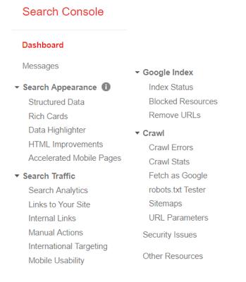 La Búsqueda de Google de la Consola: Consejos y trucos para los especialistas digitales - Los Medios de comunicación en Línea 6