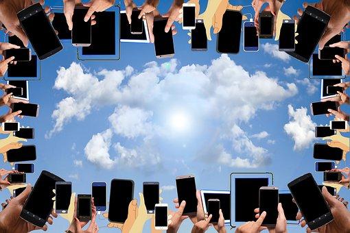 Pressing on a massive mobile movement