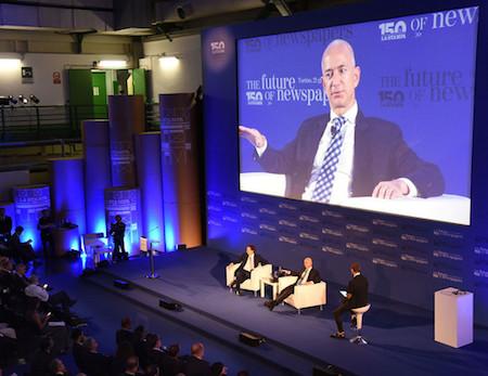 'Deep pockets not the answer' –Jeff Bezos