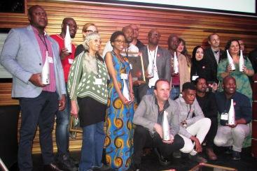 All the Standard Bank Sikuvile Award winners
