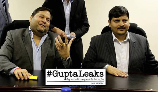 GuptaLeaks data trove opens up to global media houses, journalists