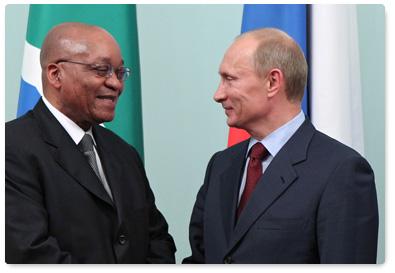 It's a lemon, folks: Fake news strikes again with Putin's supposed SA visit
