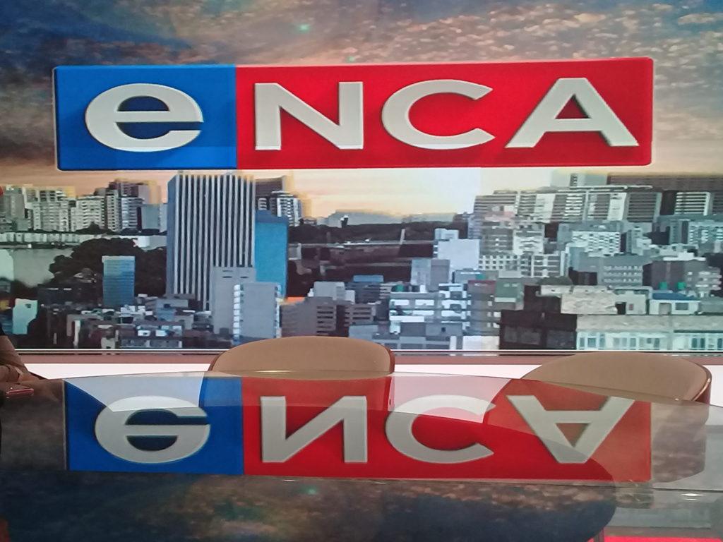 eNCA unveils new high-tech studio and presenter line-up