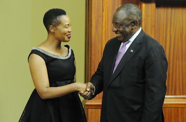 Thuma Mina, Mr President, the SABC needs you
