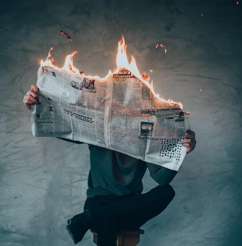Headline news: One-sided sensationalism isn't working