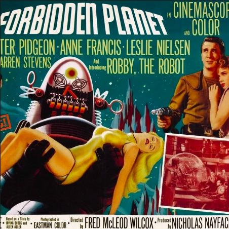 'Medialiens' return to the Forbidden Planet
